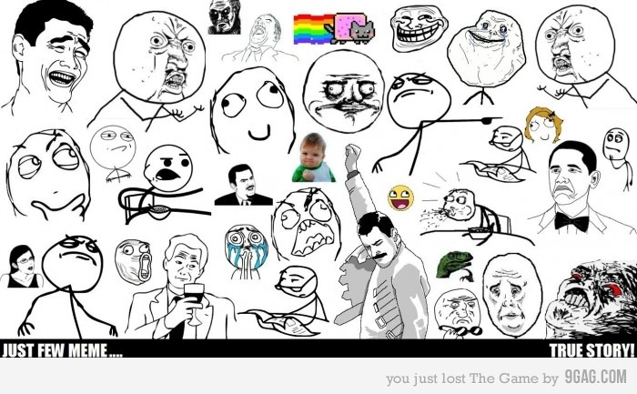 Some 9gag Meme | miive...